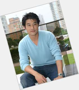 "<a href=""/hot-men/weide-huang/news-photos"">Weide Huang</a> Average body,  black hair & hairstyles"