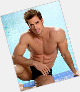 William Levy light brown hair & hairstyles Athletic body,