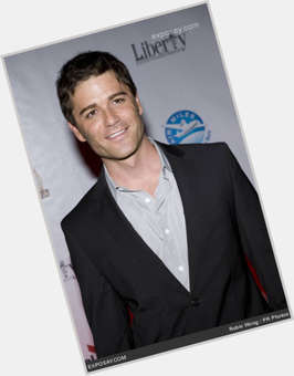 Yannick Bisson dark brown hair & hairstyles Athletic body,