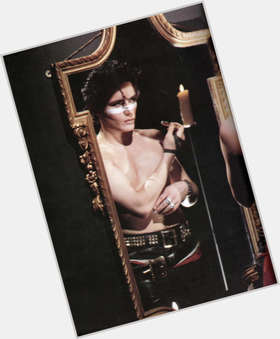 "<a href=""/hot-men/adam-ant/is-he-married-bald-now-alive-pop-star"">Adam Ant</a> Slim body,  black hair & hairstyles"