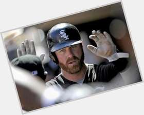 Adam Dunn light brown hair & hairstyles Athletic body,