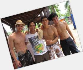 "<a href=""/hot-men/albie-casino/is-he-gay-and-kathryn-bernardo-dating-married"">Albie Casino</a> Athletic body,  black hair & hairstyles"