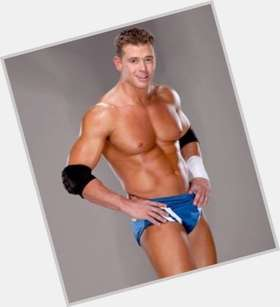 Alex Riley light brown hair & hairstyles Athletic body,