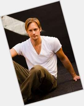 Alexander Skarsgard blonde hair & hairstyles Athletic body,