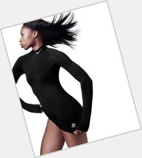 Allyson Felix black hair & hairstyles Athletic body,