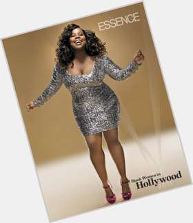 "<a href=""/hot-women/amber-riley/is-she-still-dancing-stars-losing-weight-dwts"">Amber Riley</a> Large body,  dark brown hair & hairstyles"