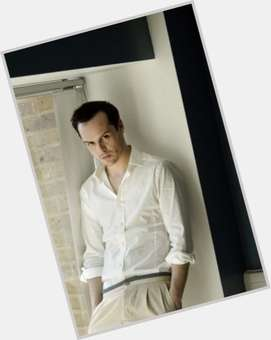 Andrew Scott dark brown hair & hairstyles Athletic body,
