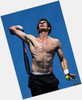 "<a href=""/hot-men/andy-murray/is-he-injured-still-us-open-british-scottish"">Andy Murray</a> Athletic body,  light brown hair & hairstyles"