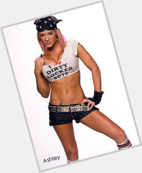 Ashley Massaro blonde hair & hairstyles Athletic body,