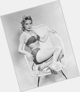 Barbara Eden blonde hair & hairstyles Voluptuous body,