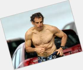 "<a href=""/hot-men/ben-stiller/is-he-bipolar-jerk-nice-still-married-mean"">Ben Stiller</a> Athletic body,  dark brown hair & hairstyles"