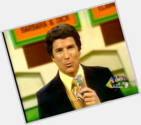Bert Convy dark brown hair & hairstyles Athletic body,