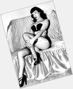 "<a href=""/hot-women/bettie-page/is-she-alive-still-betty-boop-clothing-made"">Bettie Page</a> Athletic body,  black hair & hairstyles"