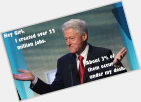 "<a href=""/hot-men/bill-clinton/is-he-dying-sick-vegan-ill-still-married"">Bill Clinton</a> Average body,  grey hair & hairstyles"