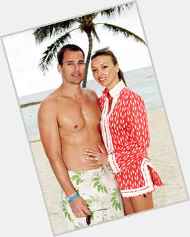 "<a href=""/hot-men/bill-rancic/is-he-italian-sister-karen-married-christian-catholic"">Bill Rancic</a> Athletic body,  light brown hair & hairstyles"