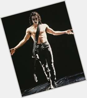 Brandon Lee dark brown hair & hairstyles Athletic body,