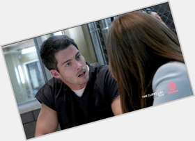 Brian Hallisay dark brown hair & hairstyles Athletic body,