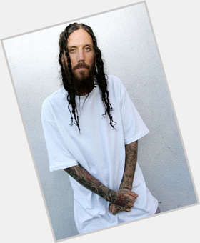 "<a href=""/hot-men/brian-welch/is-he-back-korn-still-christian-married"">Brian Welch</a> Slim body,  dark brown hair & hairstyles"
