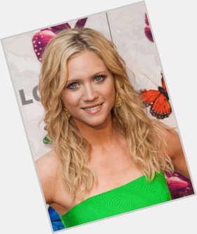 Brittany Snow blonde hair & hairstyles Slim body,
