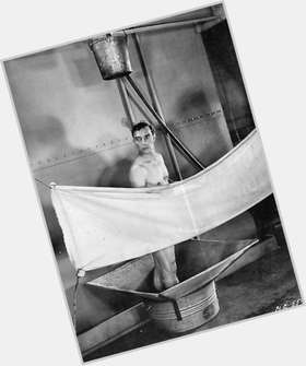 "<a href=""/hot-men/buster-keaton/is-he-related-michael-diane-still-alive-canadian"">Buster Keaton</a> Slim body,  black hair & hairstyles"