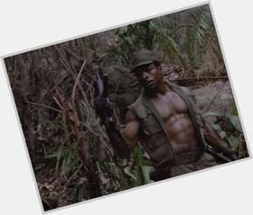 "<a href=""/hot-men/carl-weathers/is-he-married-star-wars-blues-brothers-kony"">Carl Weathers</a> Bodybuilder body,  dark brown hair & hairstyles"