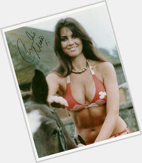 "<a href=""/hot-women/caroline-munro/is-she-married-where-now-tall"">Caroline Munro</a> Voluptuous body,  dark brown hair & hairstyles"