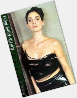 "<a href=""/hot-women/carrie-anne-moss/is-she-revolution-related-kate-married-elizabeth-mitchell"">Carrie Anne Moss</a> Average body,  dark brown hair & hairstyles"