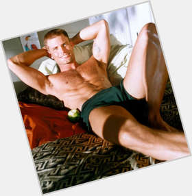 "<a href=""/hot-men/casper-van-dien/is-he-married-christian-circumcised-republican-dating-where"">Casper Van Dien</a> Bodybuilder body,  blonde hair & hairstyles"