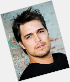 Diogo Morgado dark brown hair & hairstyles Athletic body,
