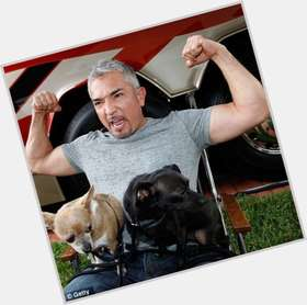 "<a href=""/hot-men/cesar-millan/is-he-married-fake-divorce-still-buddhist-engaged"">Cesar Millan</a> Athletic body,  salt and pepper hair & hairstyles"