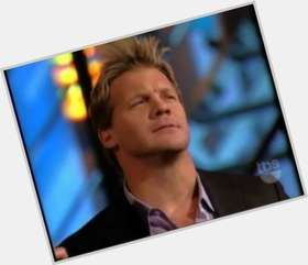 Chris Jericho blonde hair & hairstyles Athletic body,