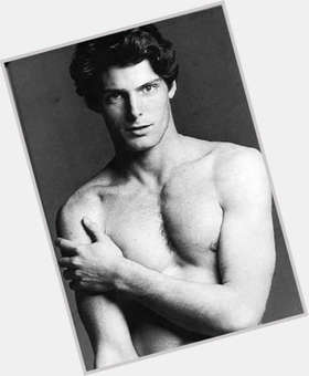 "<a href=""/hot-men/christopher-reeve/is-he-still-alive-man-steel-related-george"">Christopher Reeve</a> Athletic body,  dark brown hair & hairstyles"