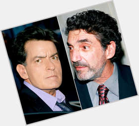 "<a href=""/hot-men/chuck-lorre/is-he-related-peter-kin-atheist-laurie-lorres"">Chuck Lorre</a> Average body,  salt and pepper hair & hairstyles"