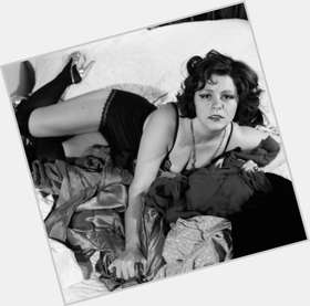 "<a href=""/hot-women/clara-bow/is-she-betty-boop-why-famous-where-buried"">Clara Bow</a> Slim body,  dyed red hair & hairstyles"