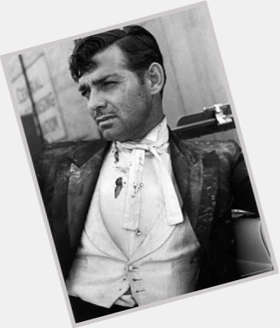 "<a href=""/hot-men/clark-gable/is-he-cheaters-married-died-black-still-alive"">Clark Gable</a> Athletic body,  dark brown hair & hairstyles"