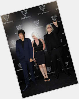 "<a href=""/hot-men/clem-burke/is-he-married"">Clem Burke</a> Average body,  black hair & hairstyles"