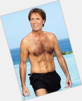 "<a href=""/hot-men/cliff-richard/is-he-married-still-alive-bald-christian-homosexual"">Cliff Richard</a> Average body,  dark brown hair & hairstyles"