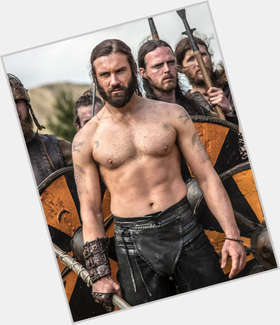 "<a href=""/hot-men/clive-standen/is-he-married"">Clive Standen</a> Athletic body,  light brown hair & hairstyles"