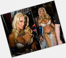 Coco Austin dyed blonde hair & hairstyles Voluptuous body,