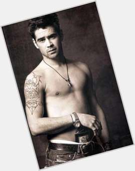 "<a href=""/hot-men/colin-farrell/is-he-married-hung-and-will-ferrell-related"">Colin Farrell</a> Athletic body,"