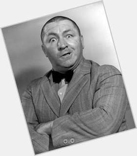 "<a href=""/hot-men/curly-howard/is-he-still-alive-where-buried-howards-grave"">Curly Howard</a> Large body,  bald hair & hairstyles"