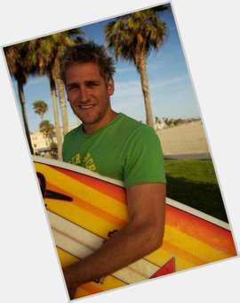 Curtis Stone dyed blonde hair & hairstyles Athletic body,