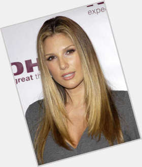 Daisy Fuentes dark brown hair & hairstyles Athletic body,