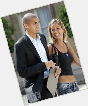 David Trezeguet dark brown hair & hairstyles Athletic body,