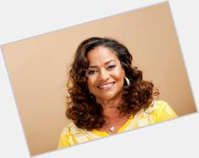 Debbie Allen black hair & hairstyles Athletic body,