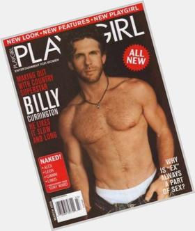 Billy Currington dark brown hair & hairstyles Athletic body,