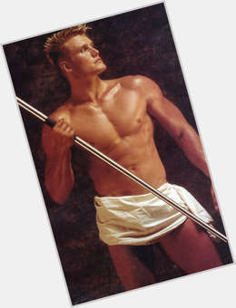 "<a href=""/hot-men/dolph-lundgren/is-he-smart-genius-married-russian-alive-still"">Dolph Lundgren</a> Athletic body,  blonde hair & hairstyles"