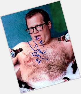 "<a href=""/hot-men/drew-carey/is-he-married-sick-homosexual-yet-dating-anyone"">Drew Carey</a> Large body,  blonde hair & hairstyles"