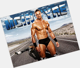 Drew McIntyre light brown hair & hairstyles Athletic body,