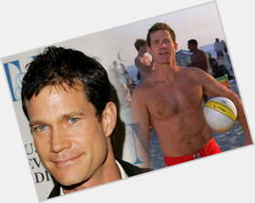 "<a href=""/hot-men/dylan-walsh/is-he-married-dating-walshs-girlfriend-tall-much"">Dylan Walsh</a> Athletic body,  light brown hair & hairstyles"